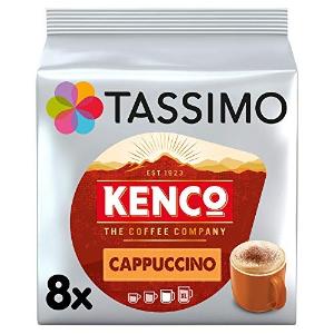 低至6折 Kenco 白咖啡£0.35/杯Tassimo 精选咖啡、热饮胶囊闪促 宅家享受浓香时刻