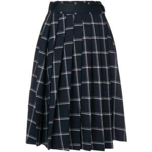Filapleated 半身裙