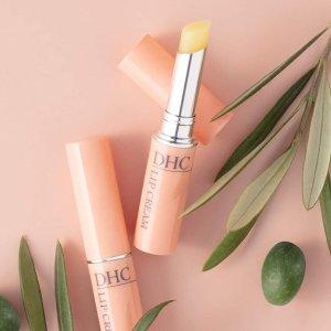 $19(原价$22.27)DHC 天然橄榄精华护唇膏 2支装 拯救沙漠唇