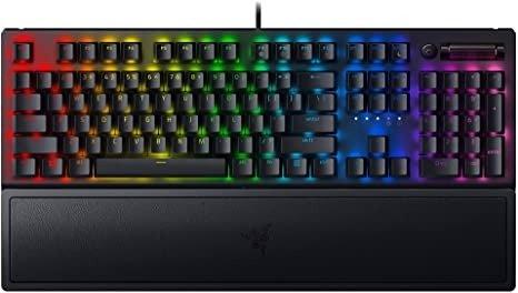 BlackWidow V3 旗舰机械键盘