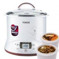 Tonze 畅销款全自动隔水电炖盅2.2L 2-4人DGD22-22EG 一锅三胆