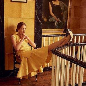 低至4折 设计感西装裤£89上新:Joseph官网 春季大促开始 英国人气超高的高级设计师美衣