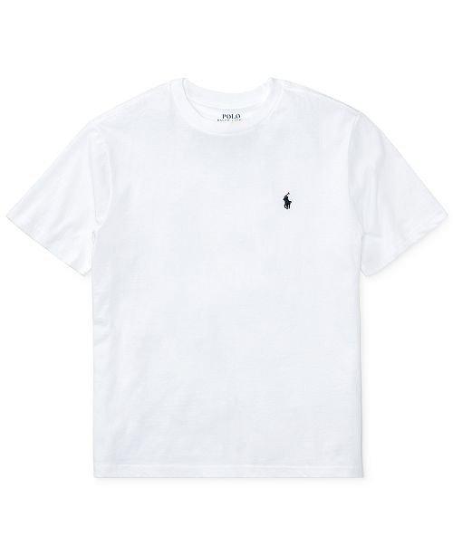 男大童短袖T恤