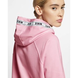Nike字母卫衣