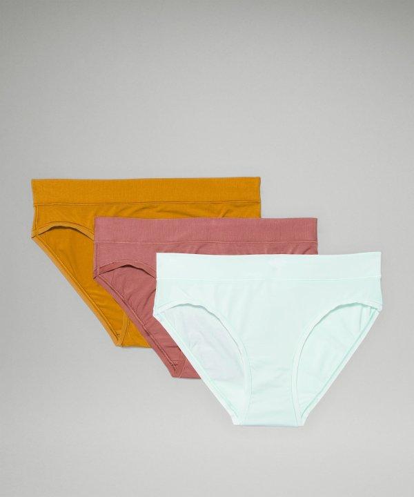 无痕内裤 3条装