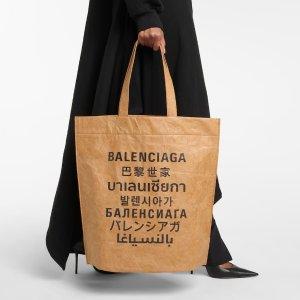 全场9折+限时免邮!€405收小菜篮子Mythresa 美衣美包热促 Balenciaga、Chloe、Margiela等在线