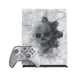 战争机器5 限量版套装 $349Xbox One X / S 1TB 主机 + 游戏套装特卖 任君选择