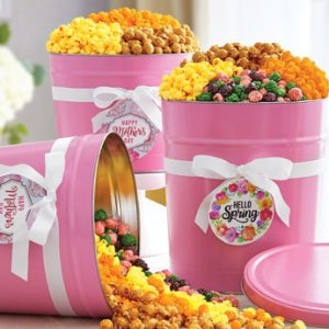 FS on any orderMother's Day Gifts Sale @ The Popcorn Factory