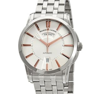 Extra $20 OffDealmoon Exclusive: MAURICE LACROIX Pontos Day/Date Dial Men's Watch