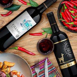 智利炽热葡萄酒系列 12瓶