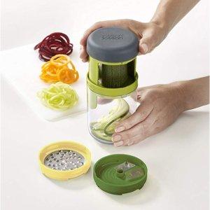 $11.99 厨房神器Joseph Joseph 蔬菜螺旋切片机