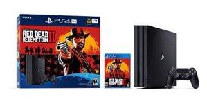 $399.99PS4 Pro 1TB Console - Red Dead Redemption 2 Bundle