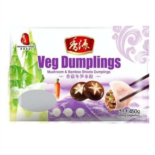 香源 香菇冬笋水饺 450g