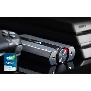 $79.99 全平台适用Sound BlasterX G6 官翻 7.1声道 DAC+AMP 一体外置声卡