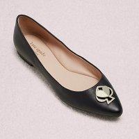 Kate Spade LOGO平底鞋
