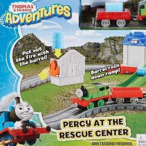 $7.86(原价$19.99)凑单好物Fisher-Price 托马斯小火车套装 附赠轨道