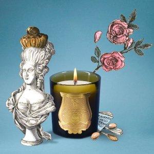 低至76折!€19收浮雕圆柱蜡烛Trudon 法国小众香氛蜡烛 高端皇室风格 博主Vlog摆件都在这