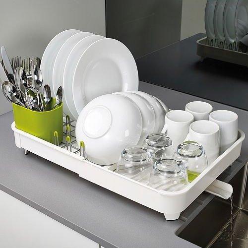 可扩展碗碟晾干架
