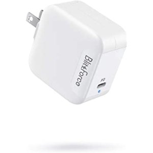 Blitzforce iPhone Macbook 65W/20W 2-in-1 USB-C Charger