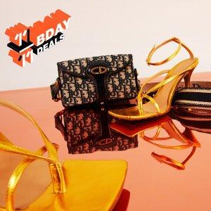 低至2.5折+满€120减€15Vestiaire Collective 全场惊喜大促 收Dior、LV、Gucci等