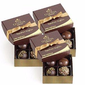 经典松露巧克力 3盒