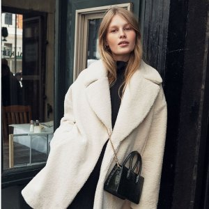 满$100享8折+免邮闪购:H&M 全场满额享8折 大衣外套特卖专场