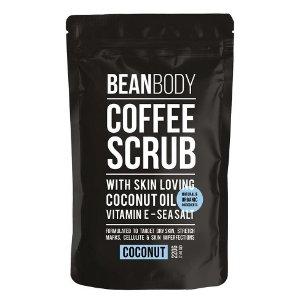 Bean Body Coffee Scrub Coconut - 220g : Target