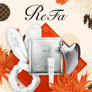 Dealmoon Exclusive! Receive Giftswith $200+ ReFa Purchase @ Refa USA