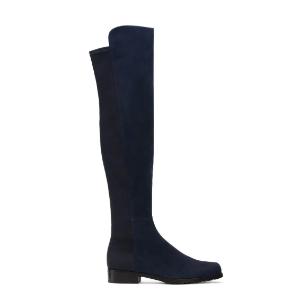 THE 5050 过膝靴 (Navy Blue)
