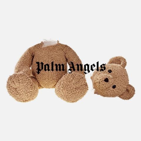 无门槛7.5折 男女同款速收明天截止:Palm Angels 潮流专场 人见人爱断头熊T恤仅$166