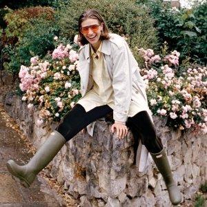 低至5折+满额免邮Hunter 季末大促 $98收迷彩高筒靴 赏枫季跟雨靴更配