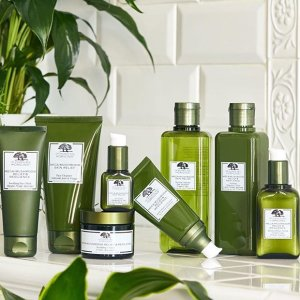 FREE 9-piece GWPorder of $50+ @ Origins