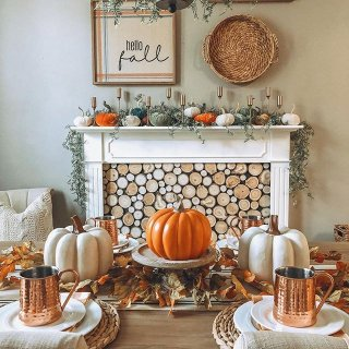As low as $4.99 Free ShippingT.J. Maxx Select Halloween & Harvest Items on Sale