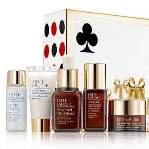 $37.5(Worth $82)Bloomingdale's Estée Lauder Repair + Renew Gift Set