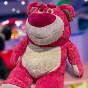单个玩偶最低仅£6.25Disney 迷你公仔复活节大促 草莓熊、小飞象宝宝太可爱啦