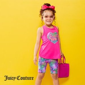 低至2折最后一天:Juicy Couture 女童甜美服饰热卖