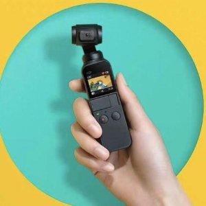 $509(原价$599)DJI 大疆Osmo Pocket 灵眸口袋云台相机
