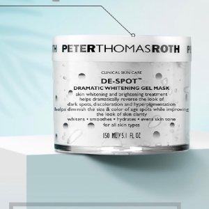 4.6折尝鲜价 50ml仅$24(原价$52)Peter Thomas Roth 烟酰胺面膜热卖 夏日美白该搞起来