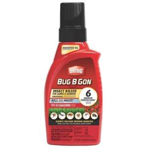 $5.75限今天:Ortho Bug-B-Gon 强力花园杀虫剂 32oz