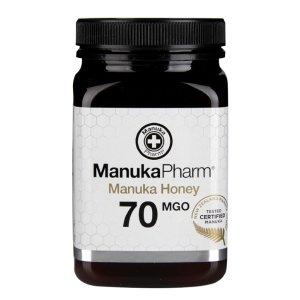 Manuka Pharm麦努卡蜂蜜 MGO70