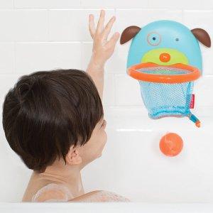 $9.59(原价$11.99)史低价:Skip Hop 儿童浴室投篮玩具 让宝宝爱上洗澡