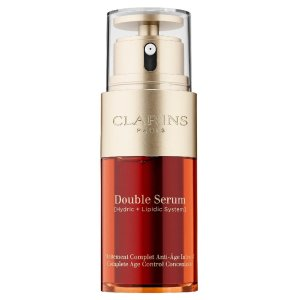 ClarinsDouble Serum Complete Age Control Concentrate Facial Serum, 1 Oz @ Walmart