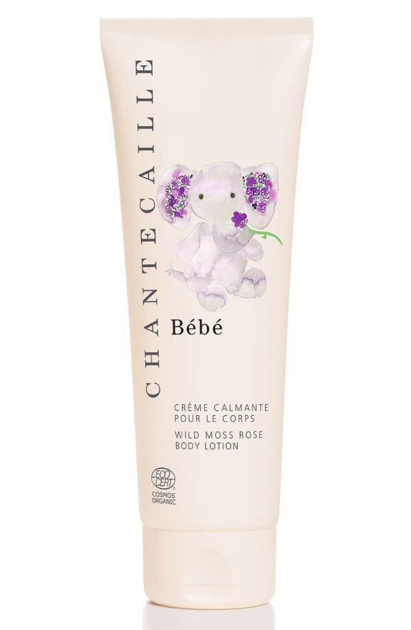 Bebe 野苔玫瑰身体乳