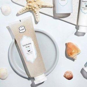 $16.34(原价$22.34)Laline 冰梨味身体磨砂膏 夏日清爽必备 以色列护肤品牌