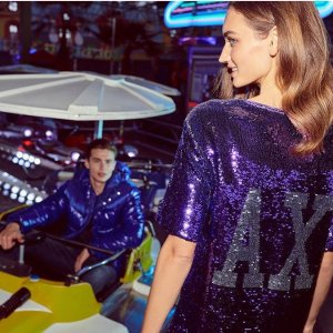 UP to 50% offArmani Exchange Selected Items Sale