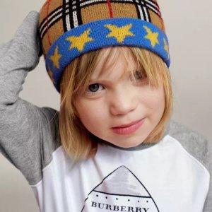 最高$600礼卡儿童Burberry新款秋冬服饰热卖