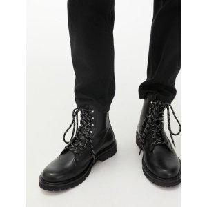 arket男士马丁靴