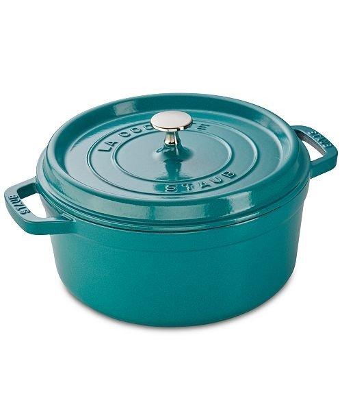 4-Qt. 圆形铸铁锅