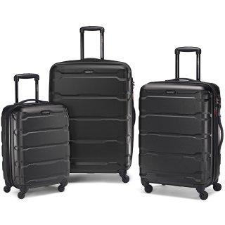 Samsonite Omni 3 Piece Nested Spinner Luggage Set