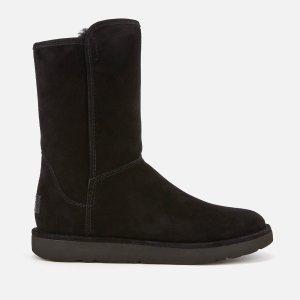 UGG不对称雪地靴